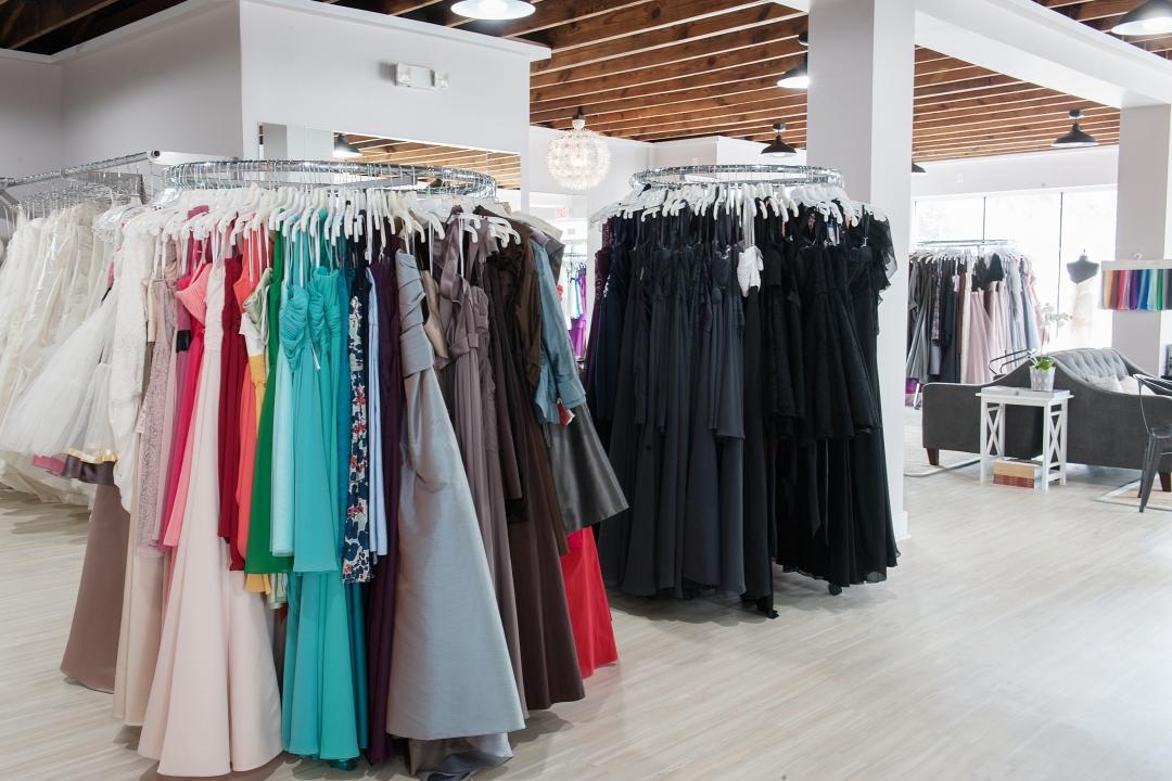 Wedding Gowns + Bridesmaid Dresses for Charleston Brides - Bridals ...